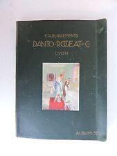 Catalogue appareils sanitaires salles de bains Danto-Rogeat années 20/30