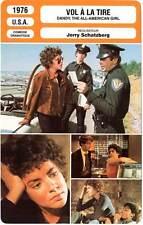FICHE CINEMA : VOL A LA TIRE - Channing,Waterston,Schatzberg 1976 Sweet Revenge