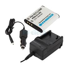 LI-50B Battery+Charger for Olympus Stylus Tough 6000 6020 8010 8000