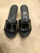 tory burch wedges size 8