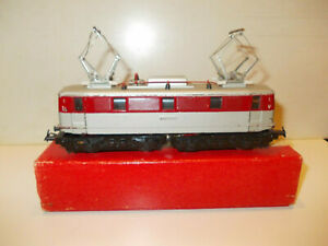 Piko H0 - E46 0701 rot-silber - aus den 60ern