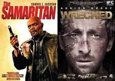 The Samaritan/Wrecked (DVD, 2015)