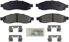 Front Blue Brake Pads Bosch BE1015H for Infiniti QX56 Nissan 370Z Armada Titan