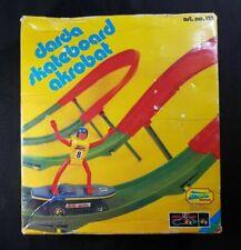 Darda Motor Skateboard Akrobat n°153 Circuit Original 1984 Complet