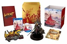 PS4 Final Fantasy XIV: Crimson'S Liberator Collector's Edition F/s w/Tracking#