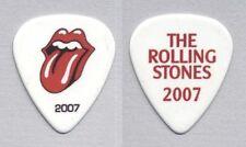 THE ROLLING STONES ~ Keith Richards Plectrum Guitar Pick CD Médiator 2007