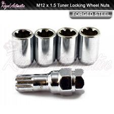 20 DADI RUOTA sintonizzatore M12x1.5 UNITÀ INTERNA SLIM HONDA Civic EG EK EP FN Chrome