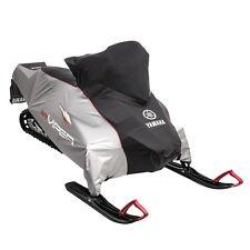 Genuine OEM Yamaha Snowmobile Cover SR VIPER RTX Black/Charcoal NEW Sale!