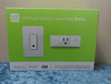 Belkin Wemo WiFi Light Switch + Smart Plug Bundle