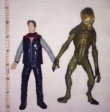 X-FILES Fight the Future Agent Fox Mulder Alien Arctic Action Figure McFarlane