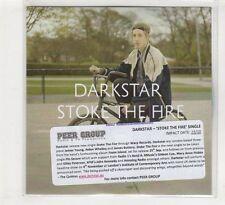 (HD142) Darkstar, Stoke The Fire - DJ CD