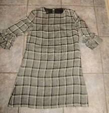 Zara Women's 3/4 Sleeve Linen Dresses
