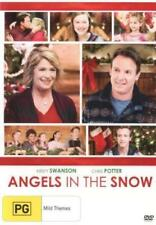 Angels In The Snow DVD CHRISTMAS TV MOVIES BRAND NEW RELEASE R4