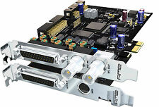 RME HDSPE AES: 32-Channel 192 kHz AES/uer PCI Express Card-NEUF!