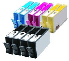 10pk For HP564 XL Ink For Deskjet 3070a 3520 3521 3522 3526 Officejet 4620 4622