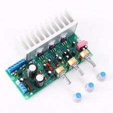 NE5532 2.1 Bass Subwoofer Audio HIFI Amplifier Board Module TDA2050A+TDA2030A