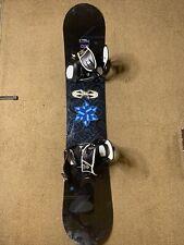 5150 stroke wide series 158 cm snowboard with PX ride series Bindings