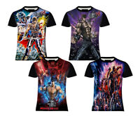 NEW MEN'S FIST OF THE NORTH STAR MANGA ANIME UNISEX T-SHIRT US REGULAR FIT TEE
