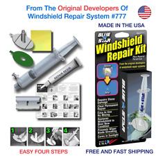 WINDSHIELD REPAIR KIT (2PACK) STONE DAMAGE CHIP BULLSEYE ROCK CHIP MODEL # 777