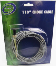 """Universal Applicable Choke Cable 110"""" Heavy Duty Universal fit, Car, Truck 2.7m"""
