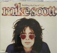 MIKE SCOTT : BUILDING THE CITY OF LIGHT - [ CD MAXI ]