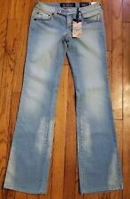 Hint Juniors Striped Jeans Size 3