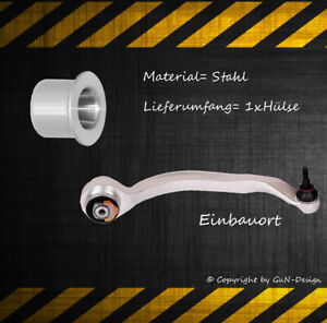 VW Audi Sleeve Swivel Bearing, Steering Knuckle, Control Arm For
