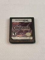Authentic Castlevania: Portrait of Ruin (Nintendo DS, 2006) Game