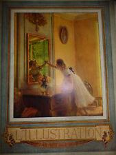 REVUE  L'ILLUSTRATION AVEC GRAVURES SALON DE MAI 1909