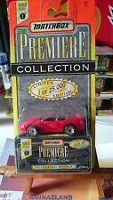 Matchbox Premiere Mitsubishi Spyder rouge Limited Edition  (9968)