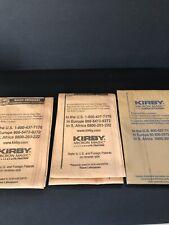 3 Hepa Micron Magic Kirby Vacuum Bags