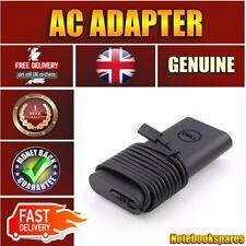 Genuine DELL 90w USB-C Type-C Adattatore di alimentazione CA Caricatore UK TDK33 450-Agod