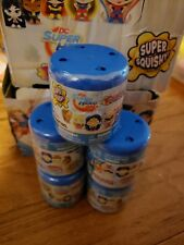 Mashem Fashem DC Super Hero Girls Lot of 5 five unopened Series 1 Capsules