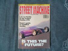 Street Machine Magazine April 1993