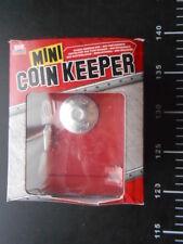 😇 CASSAFORTE SALVADANAIO Coin Keeper Bank Metal Lock Combination System 😇