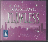Tilly Bagshawe Flawless 15CD Audio Book Unabridged Romantic Comedy FASTPOST