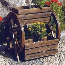 Vaso in legno per piante