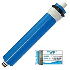 Reverse Osmosis Membrane RO 150 GPD Membrane TFC-2012-150 Fits Standard 1812