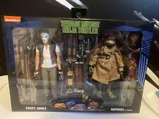 NECA Teenage Mutant Ninja Turtles Casey Jones & Raphael Figures