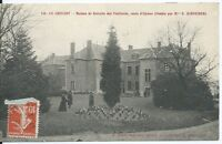 CPA -71 - LE CREUSOT - Maison de retraite des Vieillards
