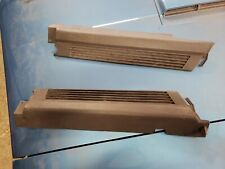 Filler Trim Rear Seat to Package Tray 1971 1972 Buick Riviera 1973 Plastic Piece