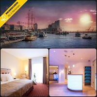 4 Tage 2P 4★S Hotel Best Western Hamburg City Wellness Kurzurlaub Hotelgutschein