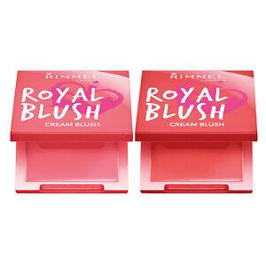 Rimmel Royal Blush, Cream Blush, Cream to Powder Blusher