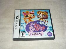 Littlest Pet Shop: Beach Friends (Nintendo DS, 2009) NTSC COMPLETE
