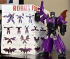 Robot Force bat - oversized Tranformers TR Mindwipe