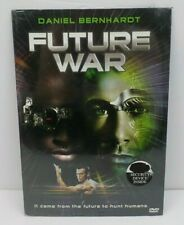 Future War (Dvd, 2004) Daniel Bernhardt Sci-Fi Fantasy Nos Sealed In Sleeve