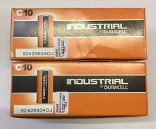 DURACELL mezza torcia *STOCK 20pz*  industrial 1,5v alcalina ex procell  mn1400