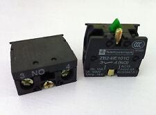 10pcs TELEMECANIQUE ZB2-BE101C NO Contact Block Replaces TELE 10A 400V