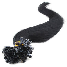 9colors 100s/100g Natural keratin Capsule U/Nail Tip Remy Human Hair Extensions