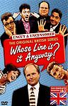 Whose Line is it Anyway: The Complete Seasons 1  2 (DVD, 2007, 4-Disc Set)